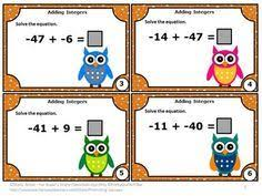 best 25 negative numbers worksheet ideas on pinterest negative