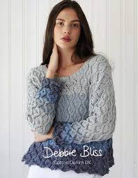 cotton denim dk debbie bliss patterns designer yarns dream