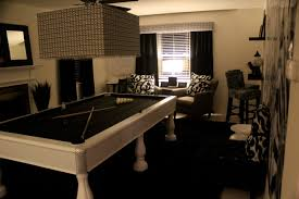 original pinner says my black u0026 white game room sitting room