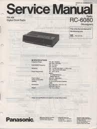 panasonic pv 535 vhs camcorder service manual