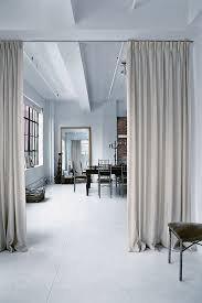Curtains Hanging From Ceiling by 25 Best Hanging Room Dividers Ideas On Pinterest Hanging Room