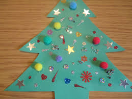 lovely easy shape christmas tree part 4 this is a very easy