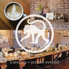 catering events coordinator frothy monkey
