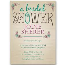 wedding shower invitation affordable vintage bridal shower invitations ewbs040 as low as 0 94