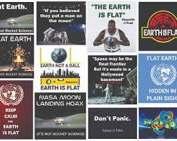 Earth Meme - flat earth meme etsy