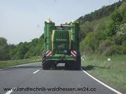LU Markus Bengsch mit neuem Krone Big M 400 on Tour   Krone Big M ... - 705478