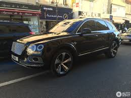bentley bentayga 2016 bentley bentayga first edition 15 august 2016 autogespot