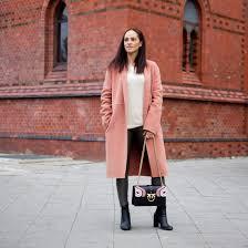 louisa cerano pinko bag and luisa cerano winter coat les berlinettes