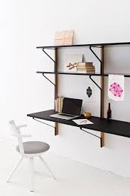 bureau bouroullec artek wandkast bureau reb 010 kaari shelf with desk door ronan