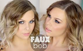 general hairstyles video faux bob pretty hairstyles and general ideas long best women