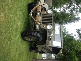m38 jeep first official show jeep willys world