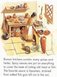 cuisine antique romaine une cuisine romaine rome antique romans cuisines et