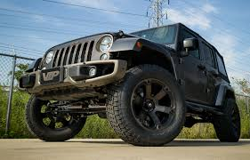 jeep wheels and tires packages fuel off road package vip auto accessories