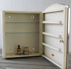 home decor old fashioned medicine cabinet small bathroom vanity