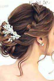 maid of honor hairstyles unique s mal wedding hairstyles with braids for bridesmaids
