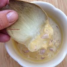 cuisiner des artichauts artichauts vinaigrette a table avec