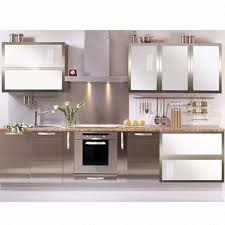 Stainless Steel Kitchen Cabinets Stainless Steel Kitchen Cabinet Doors Stunning Home Design