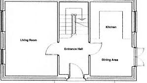 window in plan holiday cottage floor plan chester holiday cottages