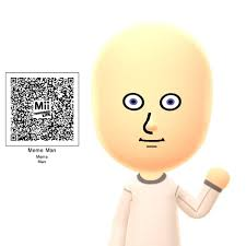 Meme Qr Code - surreal memes you better have that meme man mii qr code