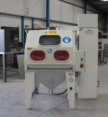 Used Blast Cabinet Ex Stock Second Hand Vixen Machines Vixen Wet Blasting