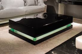 Ideas For Lacquer Furniture Design Wonderful Rectangle Minimalist Laminated Wood Black Lacquer Coffee