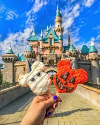 disneyland halloween food 2017 popsugar food