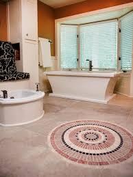 Diy Bathroom Flooring Ideas Beautiful Bathroom Floors From Diy Network Diy