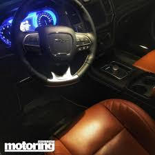 bentley steering wheel snapchat chrysler 300c srt long term testmotoring middle east car news