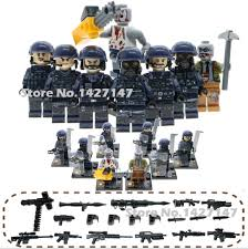 custom made swat zombie task force resident evil raccoon