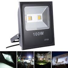 commercial led flood lights 50w 100w 150w led flood light ip66 waterproof security spotlight
