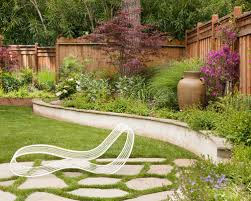 decor of corner landscaping ideas 1000 images about corner lot