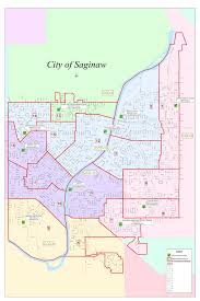 Zip Code Map Michigan by Saginaw Cuts Number Of City Voting Sites Going From 19 To 10