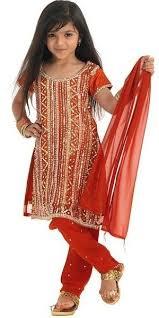 kids fashion chudidar in red kids in indian wear pinterest