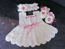 baby girl crochet custom order handmade baby girl crochet dress band
