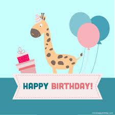 cute happy birthday cliparts co