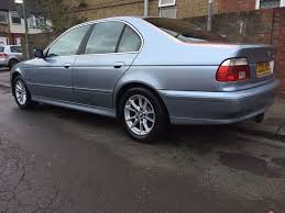 2003 bmw 530d se manual e39 bluewater metalic in luton
