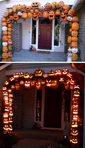 halloween decorations made at home 64 best diy halloween outdoor decorations for 2018 foam
