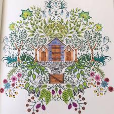 secret garden coloring book chile 19 best house secret garden casinha jardim secreto