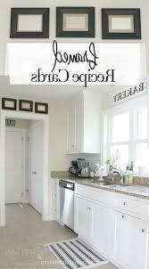 classic kitchen wall ideas