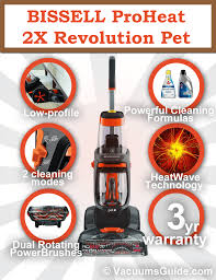 Amazon Com Bissell Symphony Pet All In One Vacuum And Steam Mop Bissell Proheat 2x Revolution Pet 1548 Carpet Cleaner Review