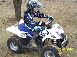 just picked up a 06 zook lt50 for my kids youth atv thumpertalk