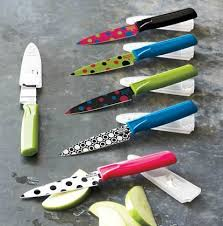 colorful kitchen knives 25 kitchen items