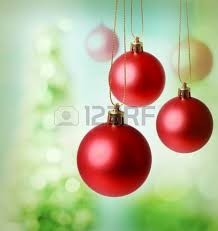 silver ornament glowing tree background stock photo