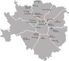 Italy Map By Rail Italy by Railway Stations In Milan Wikipedia