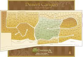 Us Desert Map About Us Desert Canyon At Sun Ridge