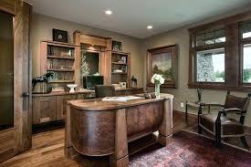 interior design home office rustic office design inspiring rustic home office designs to