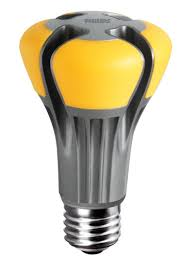 yellow led light bulbs philips new 100w equivalent led bulb runs on just 23w extremetech