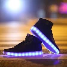 light up tennis shoes for adults lovers led night light couples men women from allenblue2014 on