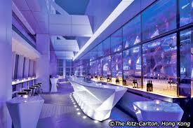 ozone bar at ritz carlton hong kong the u0027highest bar in the world u0027