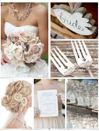 pink shabby chic wedding ideas